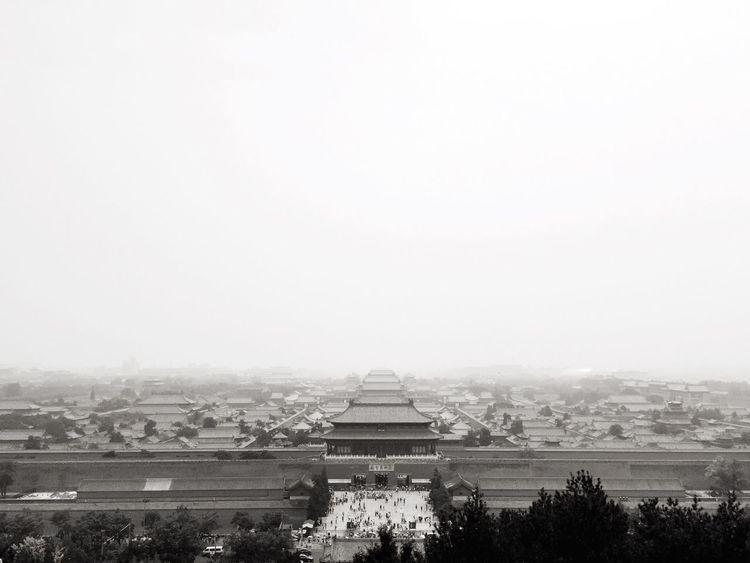 Central Axis of Forbidden City