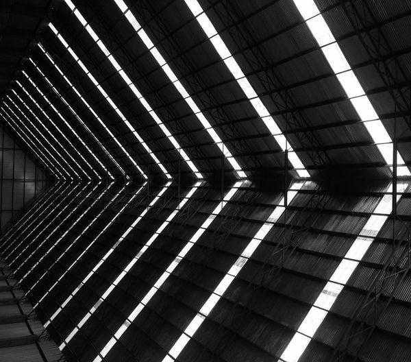Modern Illuminated Architecture