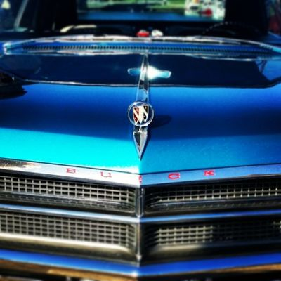 Ein schöner Buick beim Nostalgi Kväll Oldtimer Schweden