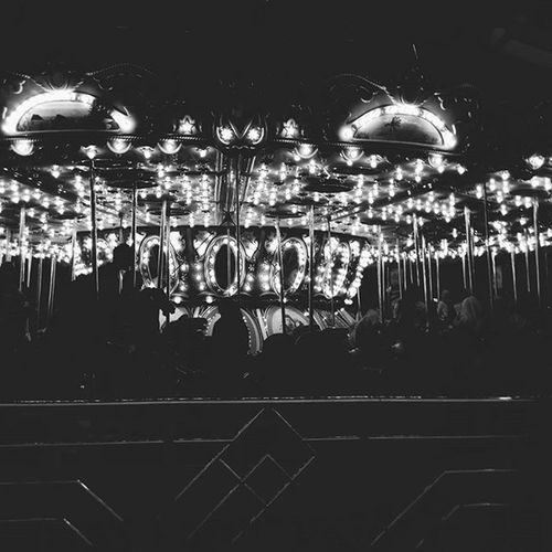 Round and round like a horse on a carousel Bnw_fotografare Bnw_captures Bnw_life Enjoying Life Minimalistzen First Eyeem Photo