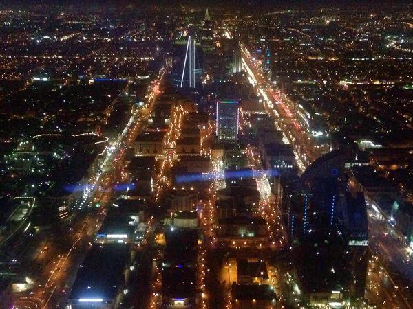 Riyadh Saudi Arabia Enjoying The View KCA Kingdom Tower