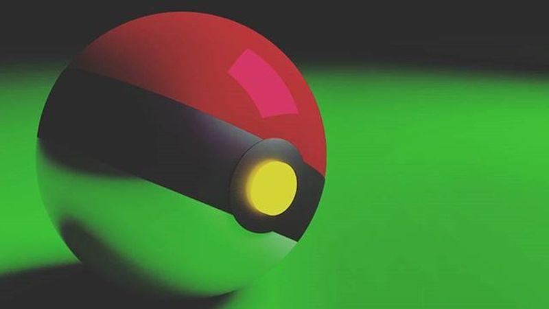 Gotta Catch'em All ! 😎(Rendered in blender ) Pokémon Pokeball Love Rendering 3drendering Blender Engine Graphics CGI Background Green Animation Luminance Custom Interface Virtual Photography Nodes Filters VSCO Vscocam Vscoedit