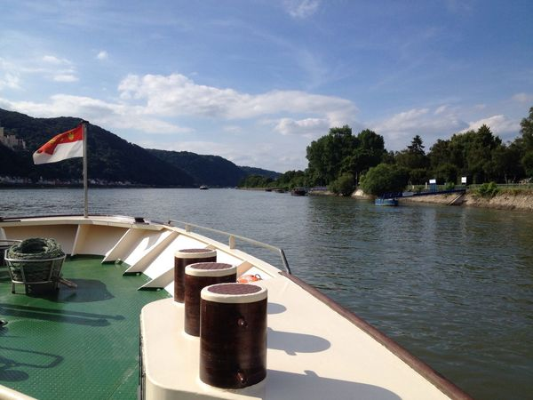 River Rhine Boattrip
