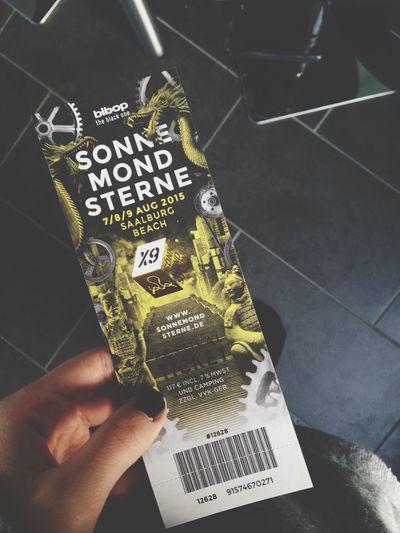 SMS Sonnemondsternefestival Festival Summer