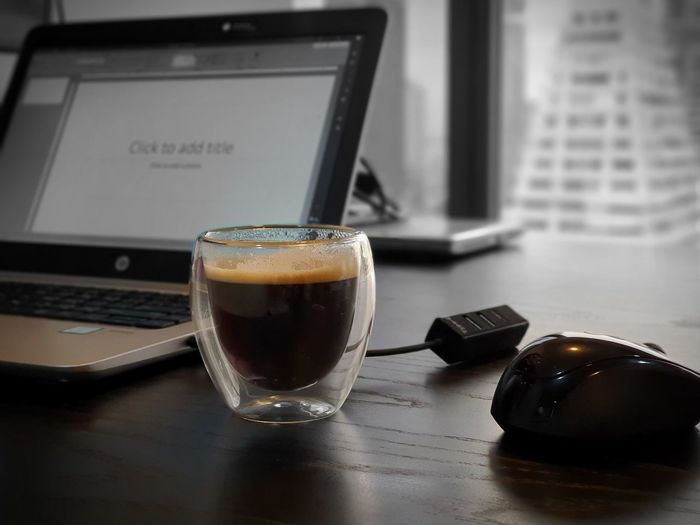 coffee time in