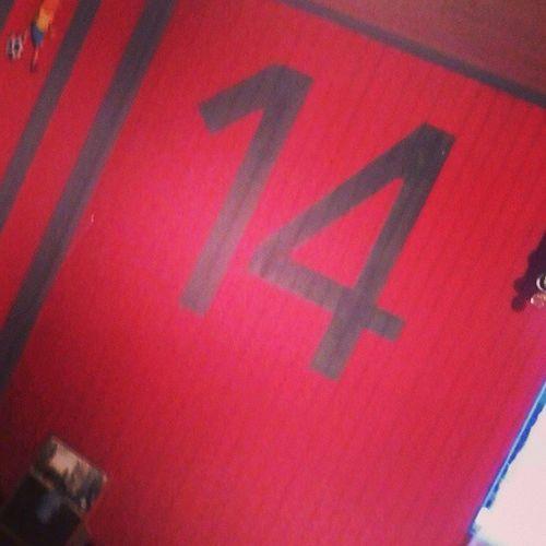 Pieza listita... 14 Pintado Matigol Crack idolo sueños de futbol