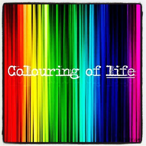 Colouring of life Rainbow Fullcolour Colouringlife Instagram Instahub Instago Instalike InstaWall Ig Igram Webstagram Andryofficial Text