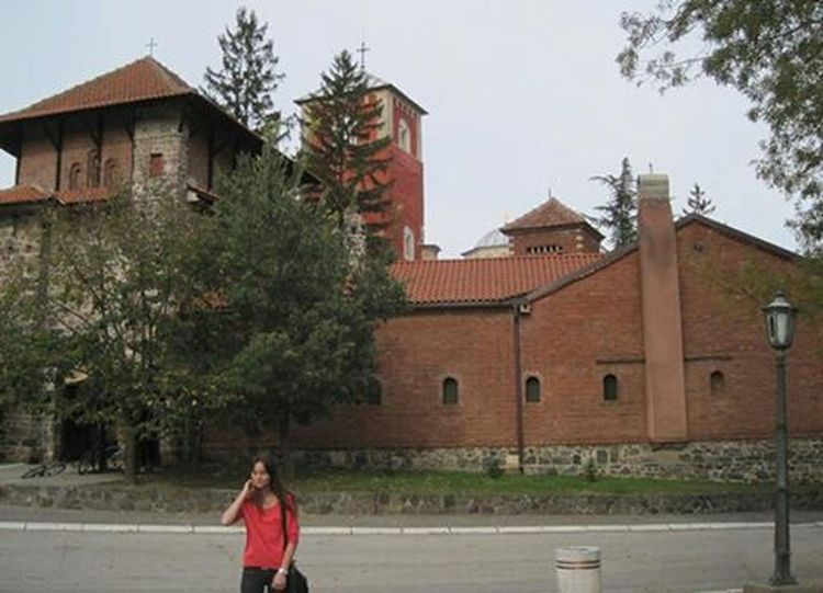 Manastir Zica Hi! That's Me