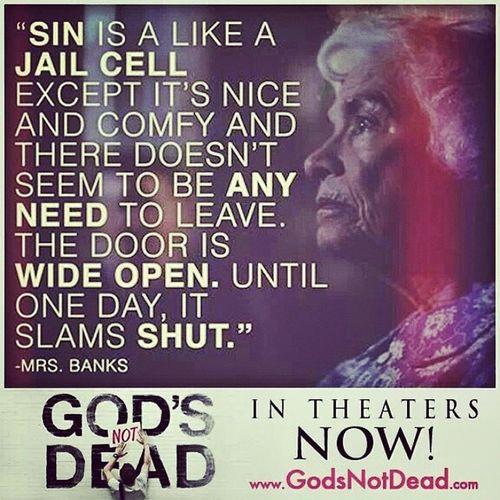 Godsnotdead Quote