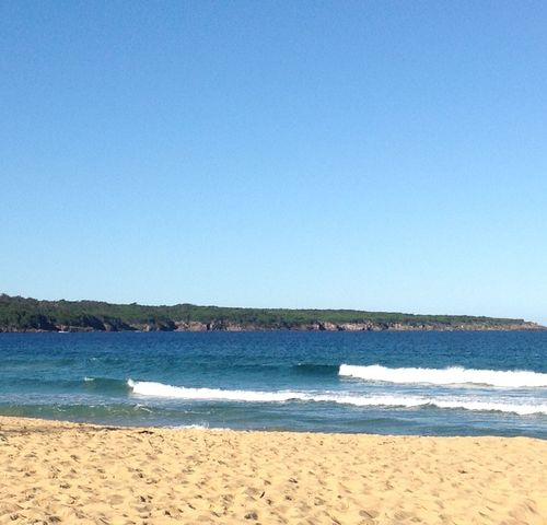 Blue Wave Ocean Beachphotography Blueskies Surf Outdoor Photography Surfs Sand & Sea Australianbea