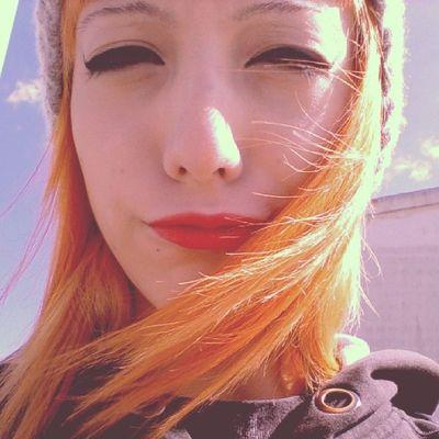 Meow Redhead