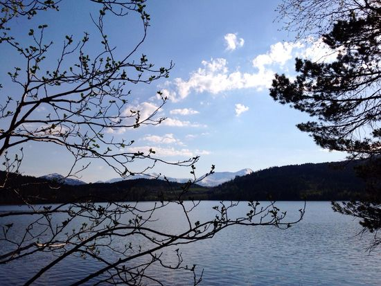 At Home Norway Landscape Moments Nature Beautiful Nature Blue Sky Spring Springtime Magic Beautiful Mountains Lake