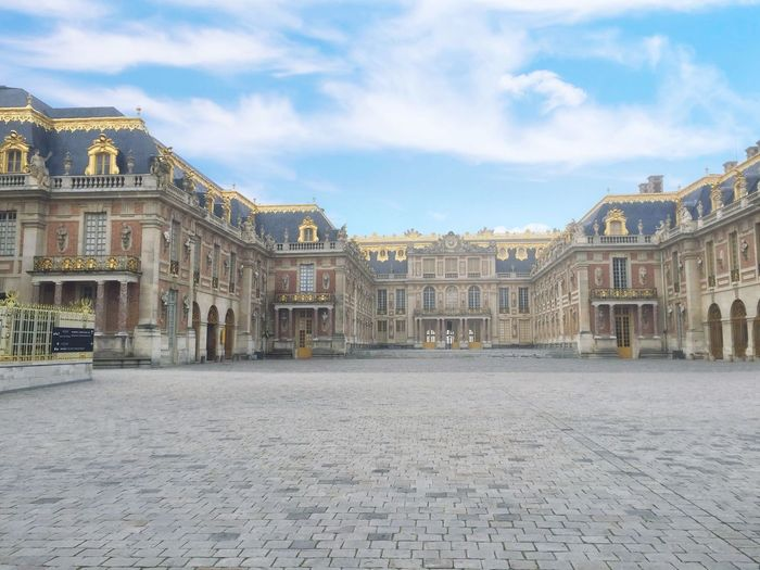 Photo taken in Versailles, France