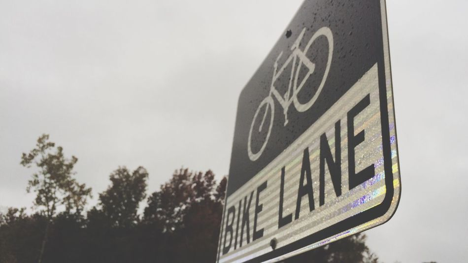 Signs Bike Bike Lane Lens EyeEm Fall Colors Fall Photography