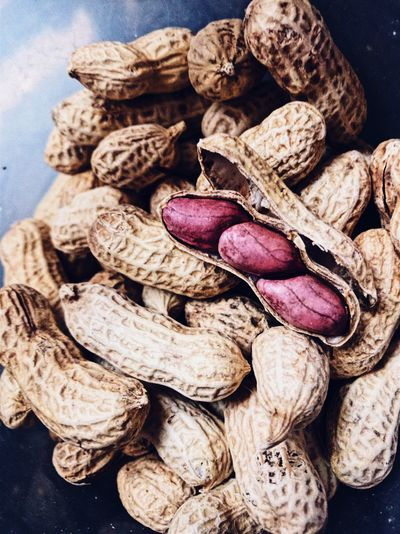 Peanuts Food Nutshell Peanut Healthy Eating No People Close-up Freshness Roasted Paleo Pod Texture Healthy Food And Drink EyeEmNewHere