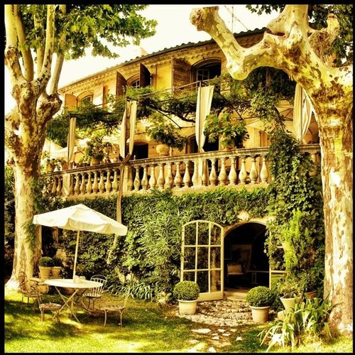 Villa Saint Louis Villasaintlouis France Hotel Mediterranean  Provence Jj_forum Mediterran Lourmarin Luberon