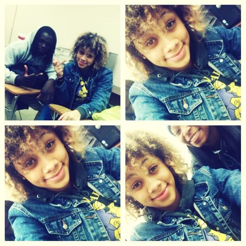 In 3rd Period With These Fools☺
