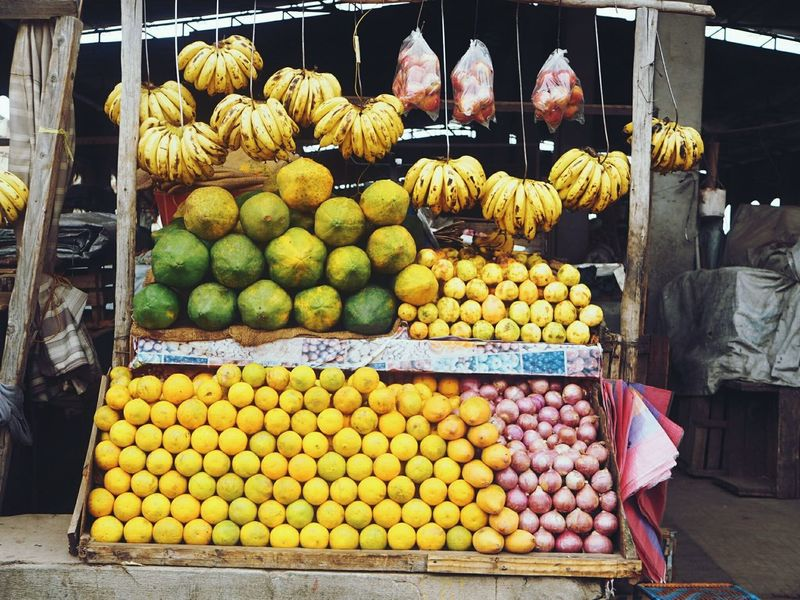 Africa African Beauty Eritrea Fruit For Sale Retail  Abundance Market Stall Food Market Business Finance And Industry first eyeem photo EyeEmNewHere