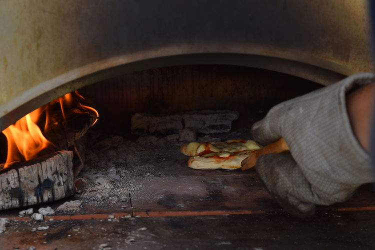 Making Pizza Baking Pizza Bakery Food And Drink Baker - Occupation Wood Burning Stove Food And Drink Establishment Chef's Whites My Best Travel Photo