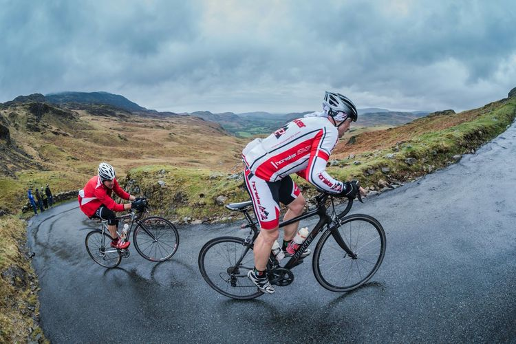 Wonderful Pain on Hardknott Cycling Lakedistrict Enjoying Life Streamzoofamily LovingLife Photography Landscape_photography