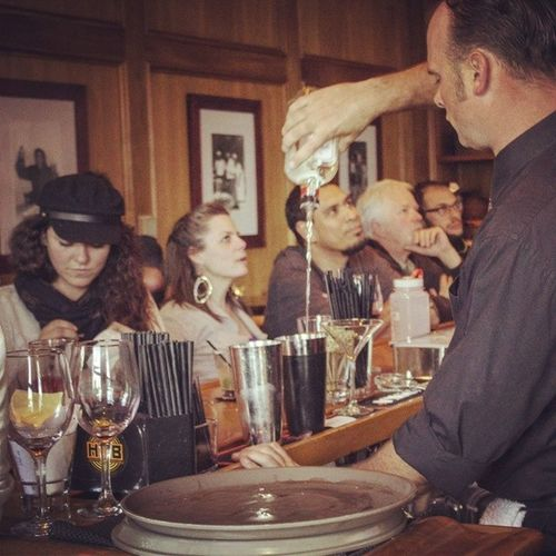 Granitetaphouse Ashland Oregon Bartender