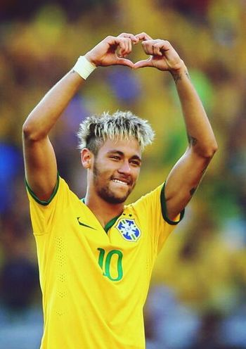 You're perfect Neymar! Brazil Worldcup2014