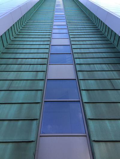 Path upwards Floors Glass Green Pathway To Heaven Rising Tower