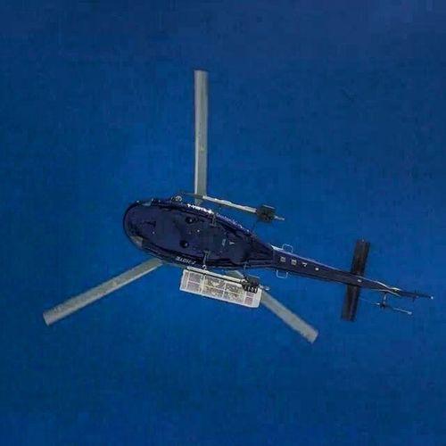 Risoul Vars Trip Helicopter mountainsski