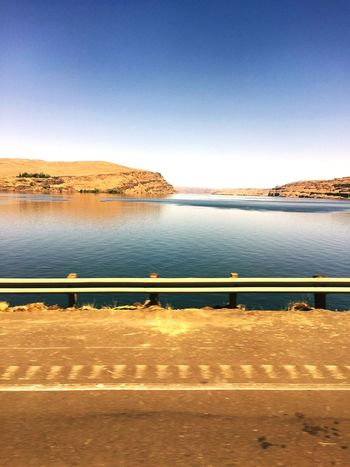 Love the Columbia river Nature Sand Clear Sky Tranquil Scene Beauty In Nature Water Day Outdoors Blue No People Sky