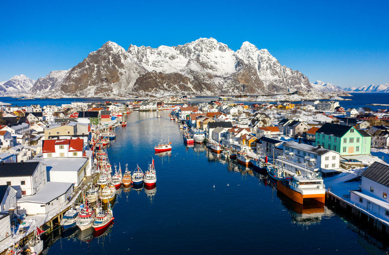 Harbor ii vågan nordland - norway