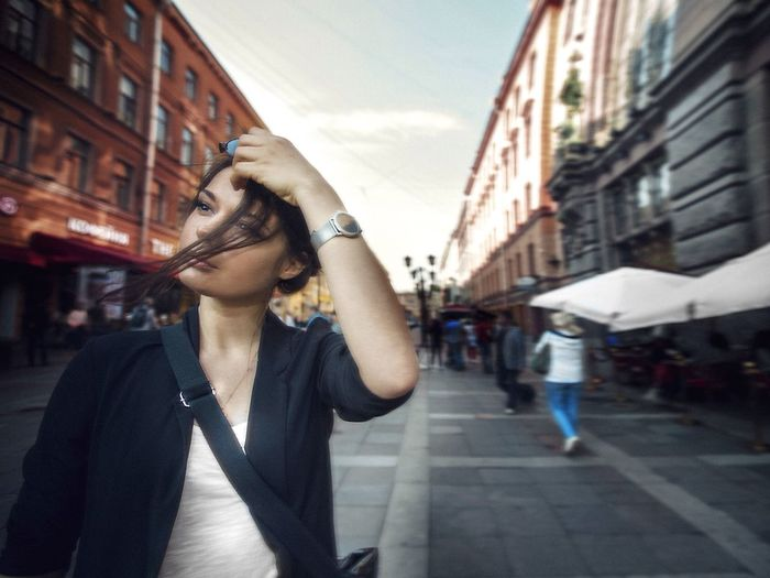 Streetphotography Saint Petersburg Aabaturoff Enjoying Life Model Moscow Photography Colors Питер Piter
