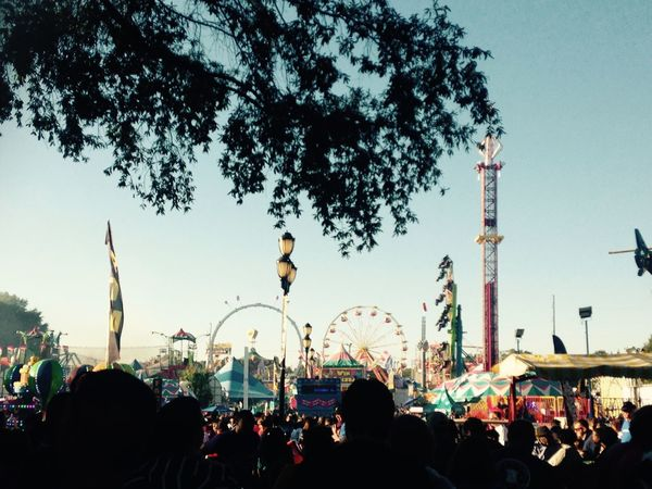 State Fair North Carolina Ferris Wheel Rides Just Hanging Out Spending Time With Family Have Fun Live Life Crowds Trees Showcase: January