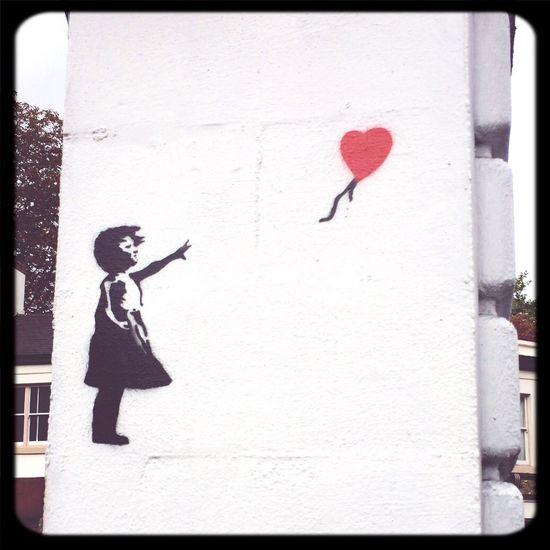 Streetart Graffiti Nottingham Stencil