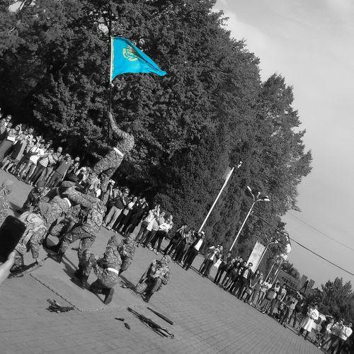 28park Summer Kazakhstan Flag National Flag
