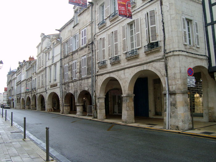 Arcade Arch City France Historic Building Old Town Outdoors Street First Eyeem Photo