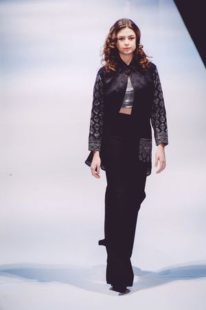 Striking Fashion Songket Fashion Photography Klfwrtw2015 Fashioneditorial Photojournalism Female Model Fashion Show