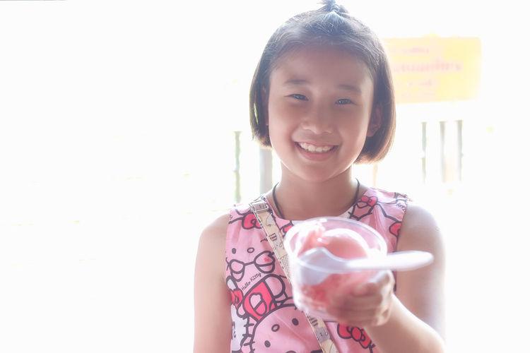 a cute asian