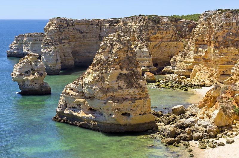 Photo taken in Benagil, Portugal