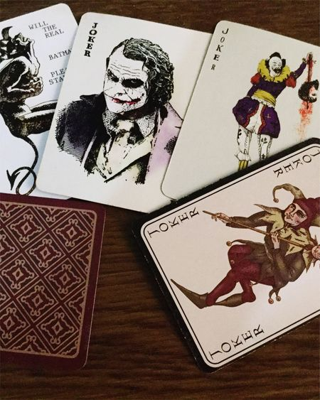 Joker Anarchy Batman