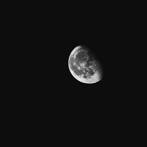 Moon in the dark Darknight Moonshine! Moonshine Moonlight Grey Nosunshine Darknight Space Moon Night Astronomy Sky Copy Space Beauty In Nature Nature Dark Moon Surface Planetary Moon No People Geometric Shape Circle First Eyeem Photo EyeEmNewHere Beauty In Nature Tranquility Exploration Scenics - Nature