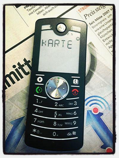 Klassiker von Motorola.