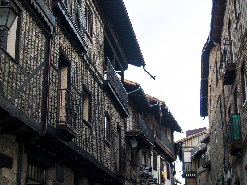 Architecture City Cityscape Houses La Alberca, Spain Rural Rural Architecture Rural Scenes Rural Lifestyle Adobe Adobe House Architecture Building Exterior Built Structure Clear Sky Day House Lifestyles Low Angle View No People Outdoors Rural Life Rural Scene Sky Still Life Street Street Photography Streetphotography Village Window Wooden House