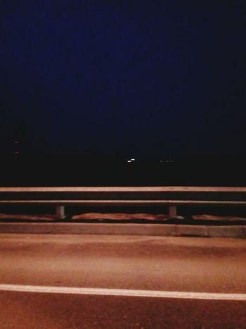 Night Night Lights Road Outdoors Illuminated Sky