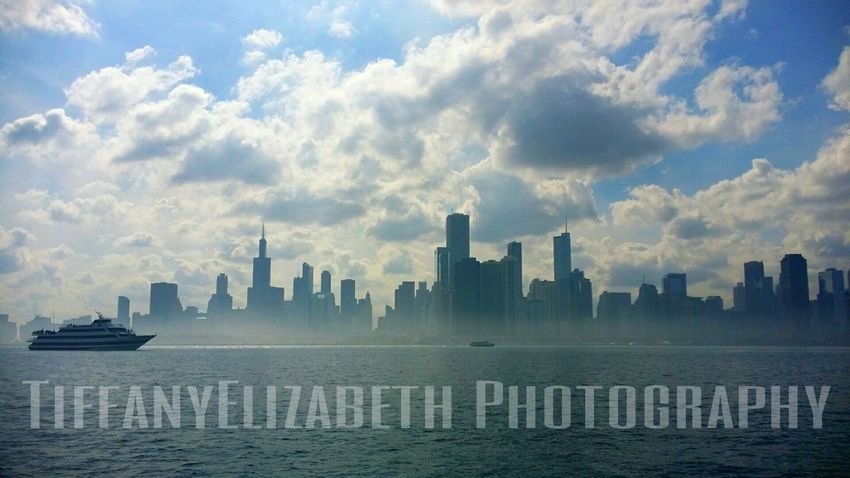 Lake Michigan Clouds And Sky Sailing Chicago Architecture Chicago Willistower Photography Light Jesuschrist The EyeEm Facebook Cover Challenge