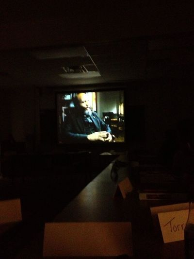 In Class Talking About The Eddect Of Dr. King