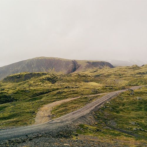 Always take the road less traveled. And to achieve that here in Iceland, 4WD SUV is a must! 🚙 Iceland Island Mykindofweather Fog alifealive campvibes vsco vscocam vscogood vscophile travel instatravel explore goexplore letsgosomewhere discover experience nexus5 instagood igerscz iglifecz 9finds vscoboss vscovibe vscopros vscocze wanderlust ourcamplife