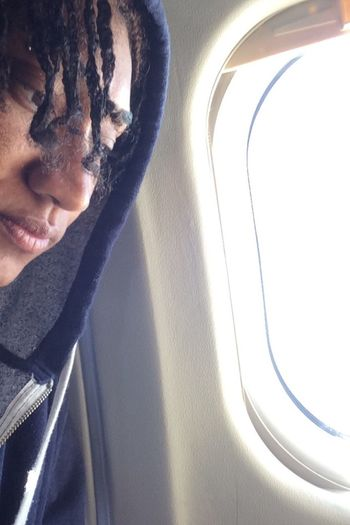 From An Airplane Window Airplane Milehigh