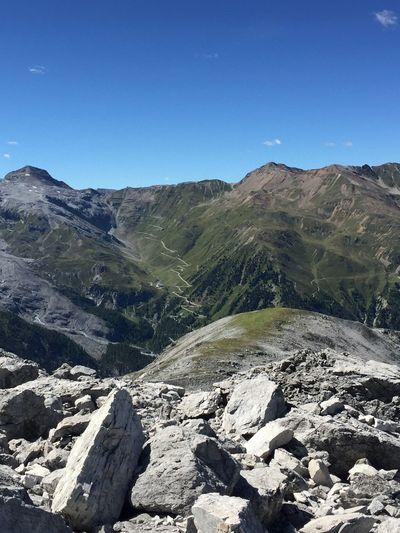 TakeoverContrast Mountain Blue Landscape Tourism Geology Südtirol Nature Stilfserjoch Photo by Sputnika
