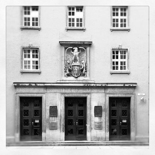 #street #münchen #blackandwhite Street Blackandwhite München