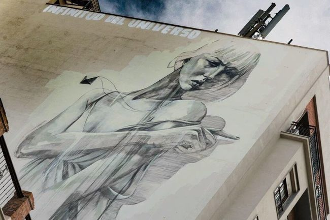 Streetart Streetphotography Malaga Malagacity Spain ✈️🇪🇸 SPAIN Graffiti Graffiti Art Universum